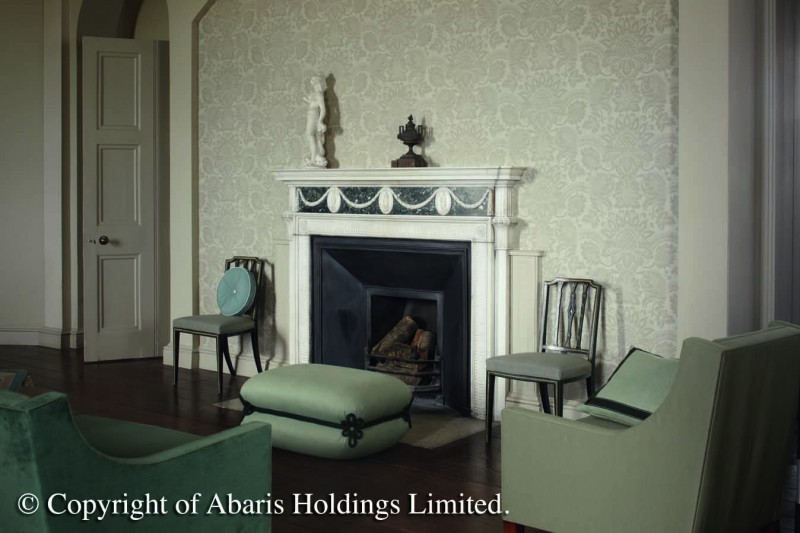 edinburgh interior design zoffany wallpaper