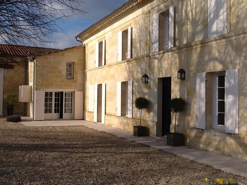 French Chateau Classic Country Interior Designers Edinburgh