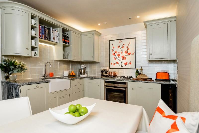 Home interior design edinburgh picture for Kitchen design edinburgh