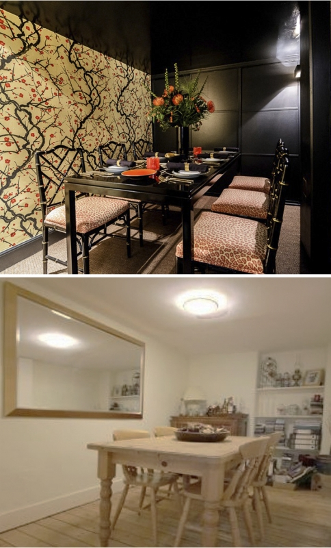 d room before-after