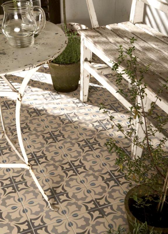 patterend tiles interior design blog