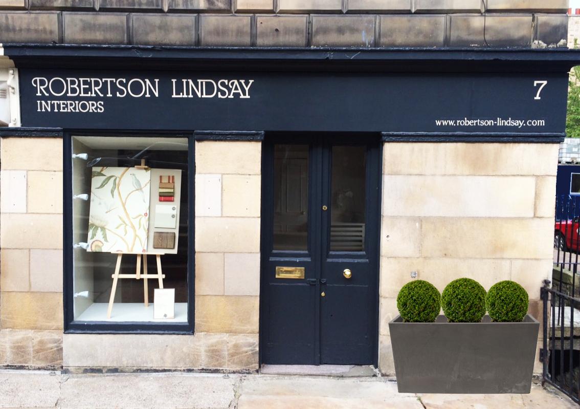 robertson lindsay interior design studio