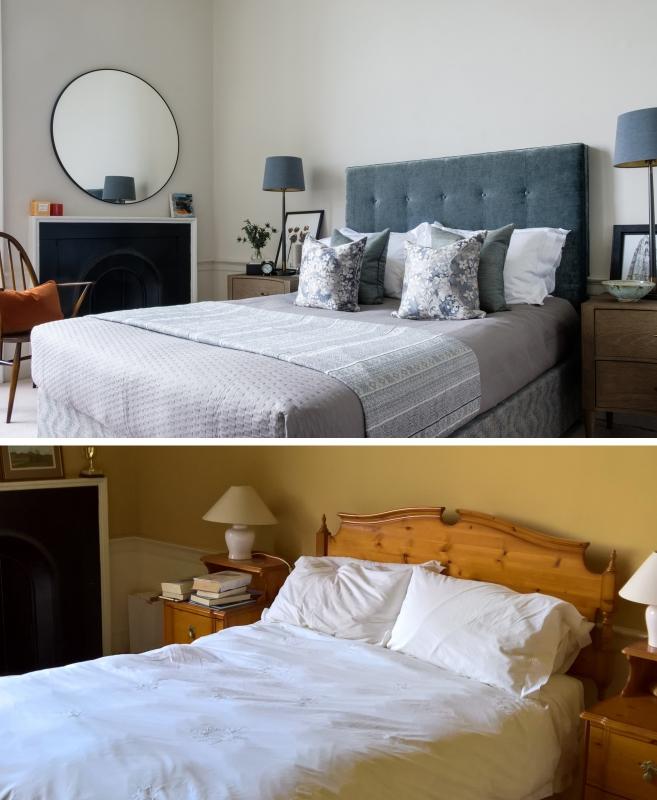 Before And After Edinburgh Interior Designer
