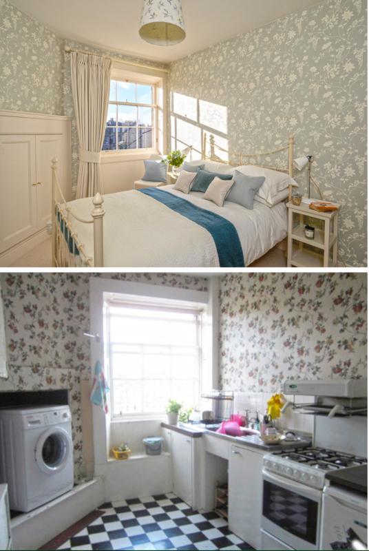 lovely relaxing bedroom