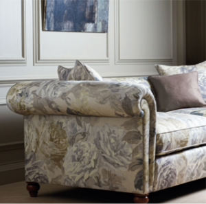oversize zoffany print interior design edinburgh