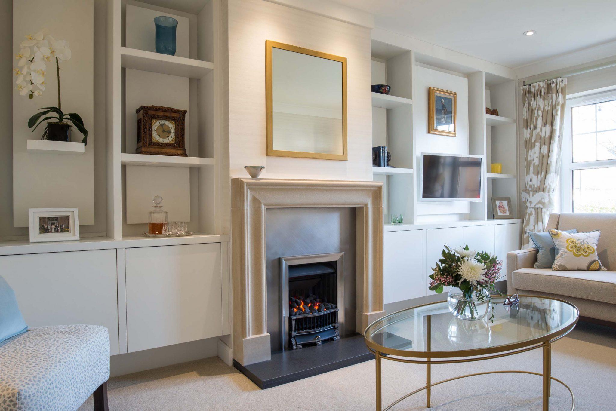 Redesigned Edinburgh Living Room