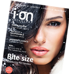 Edinburgh i-on magazine interior design feature