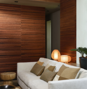 copper wallpaper edinburgh interior design