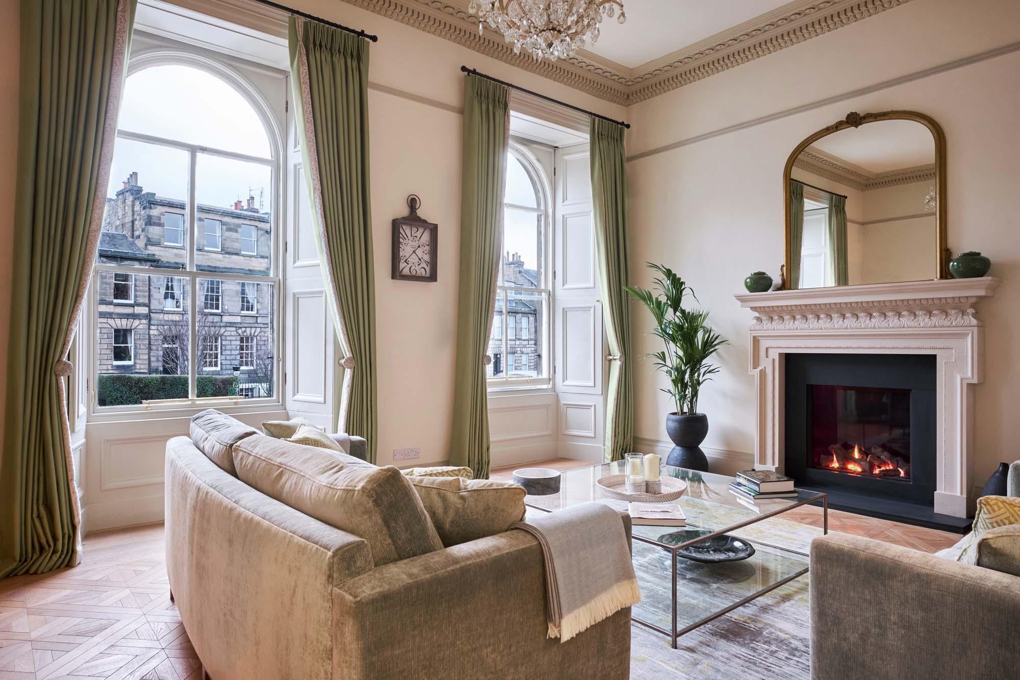 Interior Designers Edinburgh Scotland Robertson Lindsay
